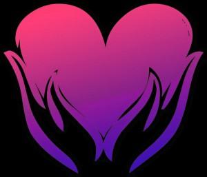 Healing-hjerte